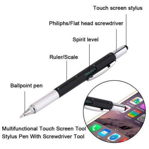 Multi-Purpose Ballpoint Pen