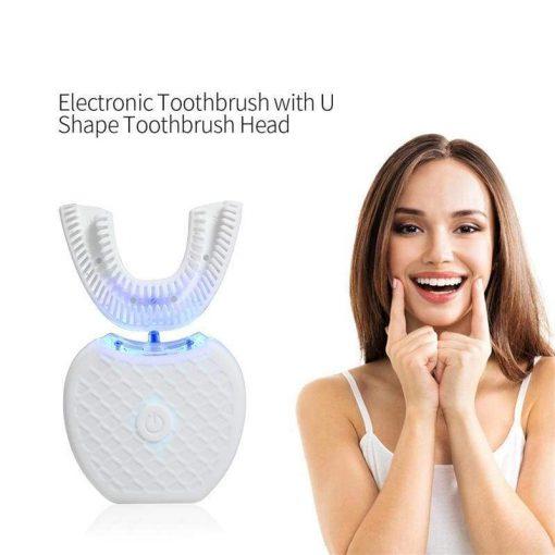 Ultrasonic Toothbrush