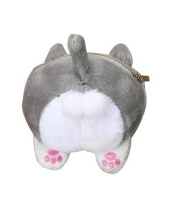 Cat Butt Fluffy Purse / Bag