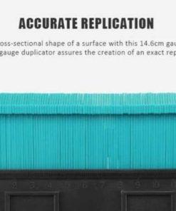 Contour Duplication Gauge