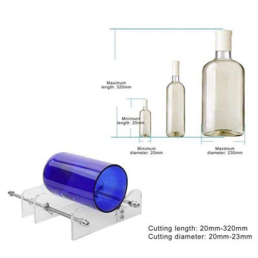 Creative Glass Bottle Cutter DIY Tools