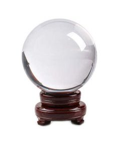 Crystal Ball Photography Lens