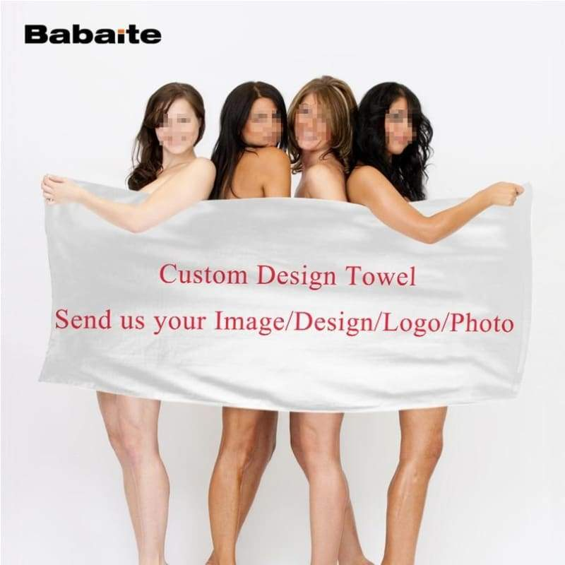 Custom Towel Of Your Favorite Photo