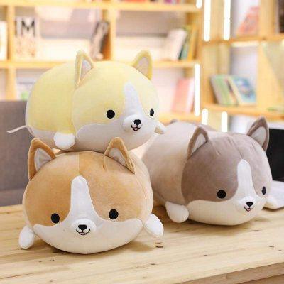 Cute Shiba Inu Corgi Plush
