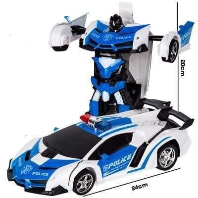 Transformer RC Car