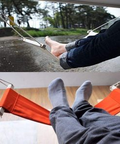 The Desk Foot Hammock