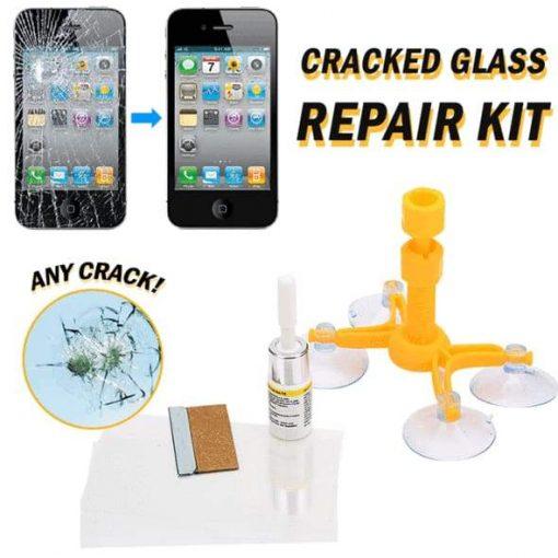 Cracked Glass Repair Kit