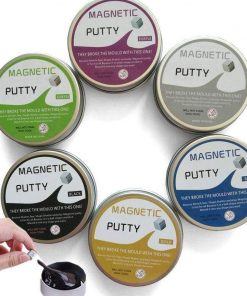 Hand Putty - Magnetic Slime Clay