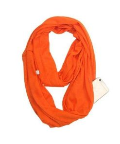 Infinity Scarf with Pocket