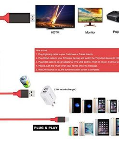 iPhone Screen to TV Cable