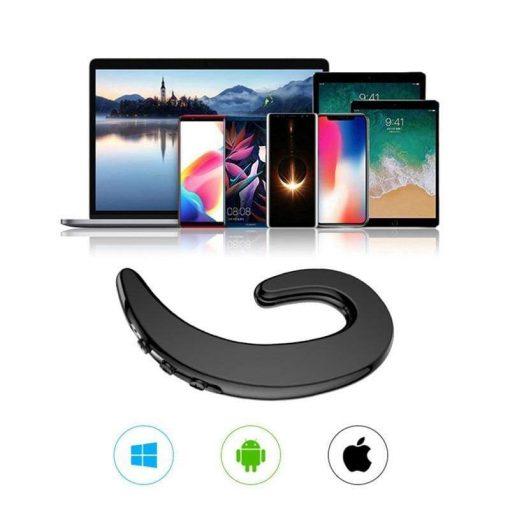 K8 Bone Conduction Earhook Wireless Bluetooth Earphone