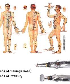 Electronic Acupuncture Pen