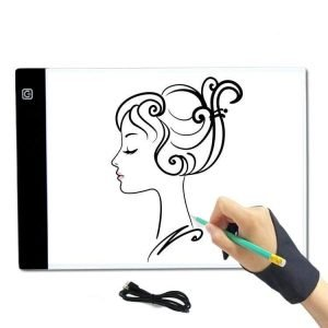 Led Light Drawing Board