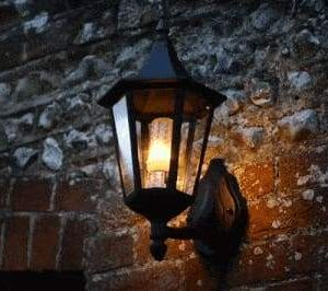 Halloween LED Dynamic Flame Lamp