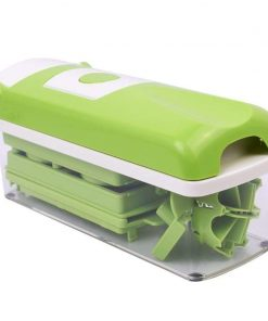 Magikware 12-Piece Vegetable Slicer, Cutter, Chopper, Grater