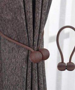 Magnetic Curtain Buckle (2 Pcs)