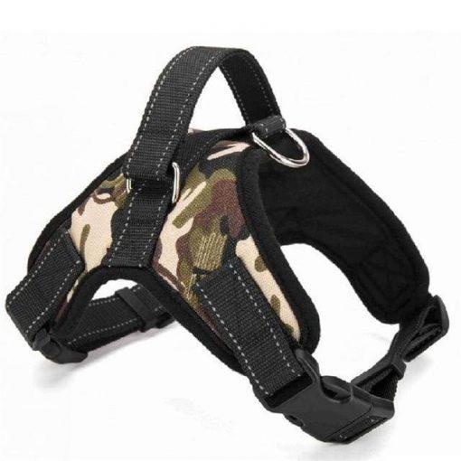 Soft Adjustable Dog Harness