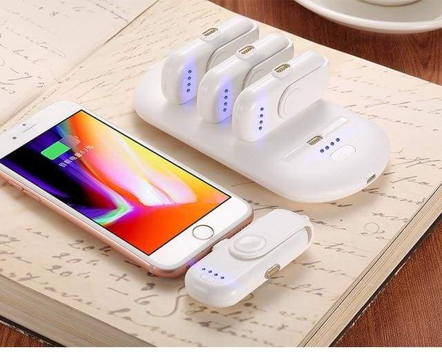 One Snap Portable Charging System