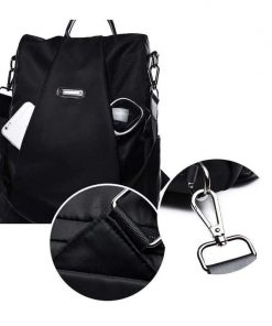 Oxford Waterproof Anti-Theft Travel Backpack