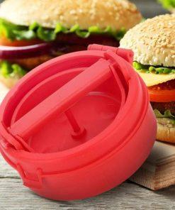 Perfect Stuffed Hamburger Maker