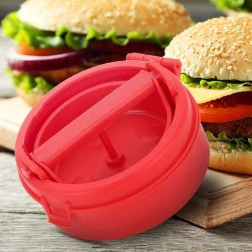 Perfect Stuffed Hamburger Maker