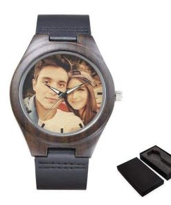 Personalized Watch Of Your Favorite Photo