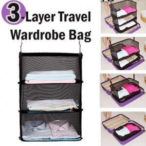 portable storage bags