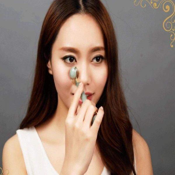Jade Facial Massage Roller