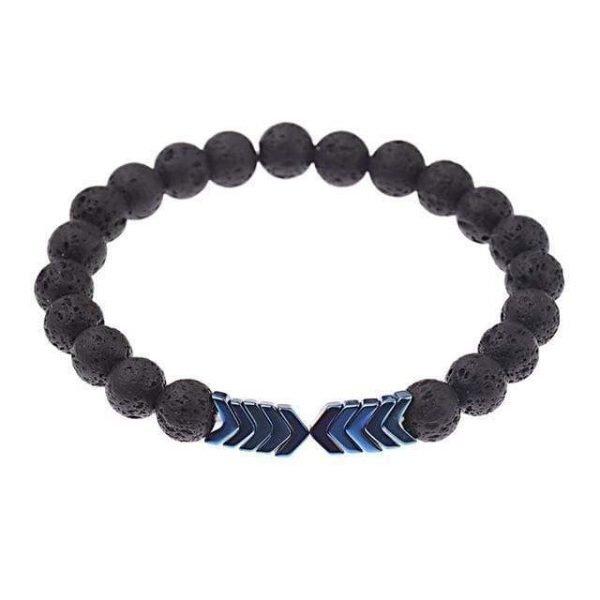 Sacred Arrow Diffuser Bracelet