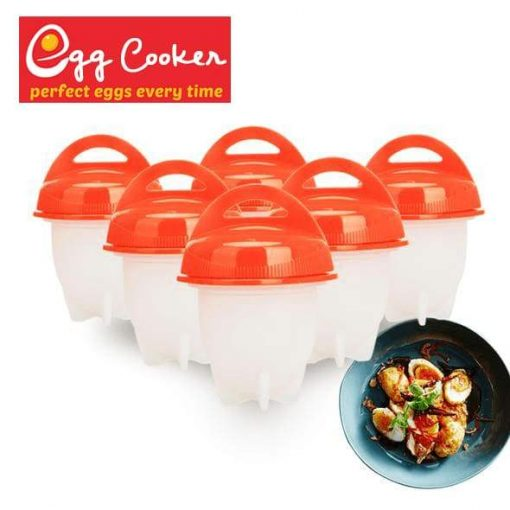 Silicone Egglette Cooker