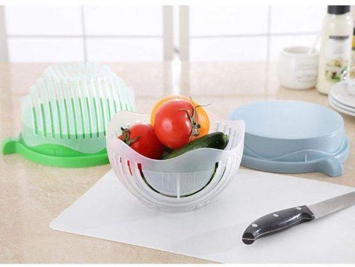 Quick Salad Cutter Bowl