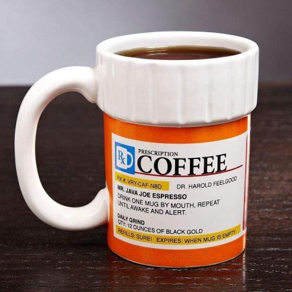 The Prescription Coffee Mug