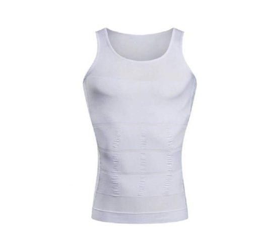 Be-In-Shape Men's Slimming Vest