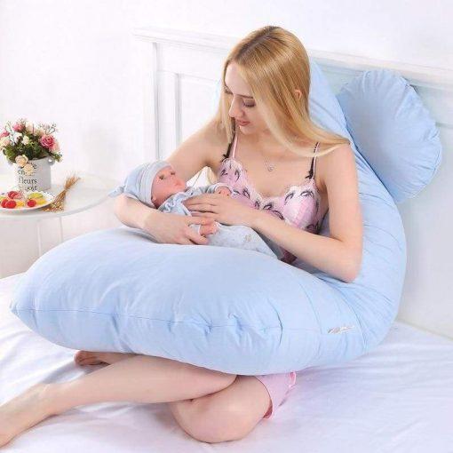 U Shaped Pillow Case ( Pregnancy )