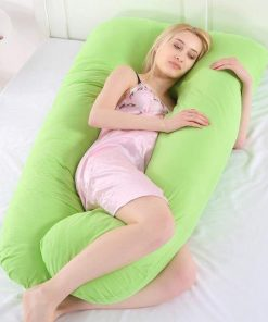 U Shaped Pillow Case ( Pregnancy )