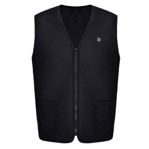 Winter Thick USB Heating Cotton Waterproof Jacket