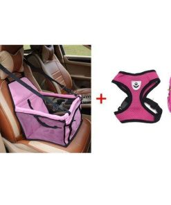Waterproof Bag Pet Car Carrier For Dogs And Cats
