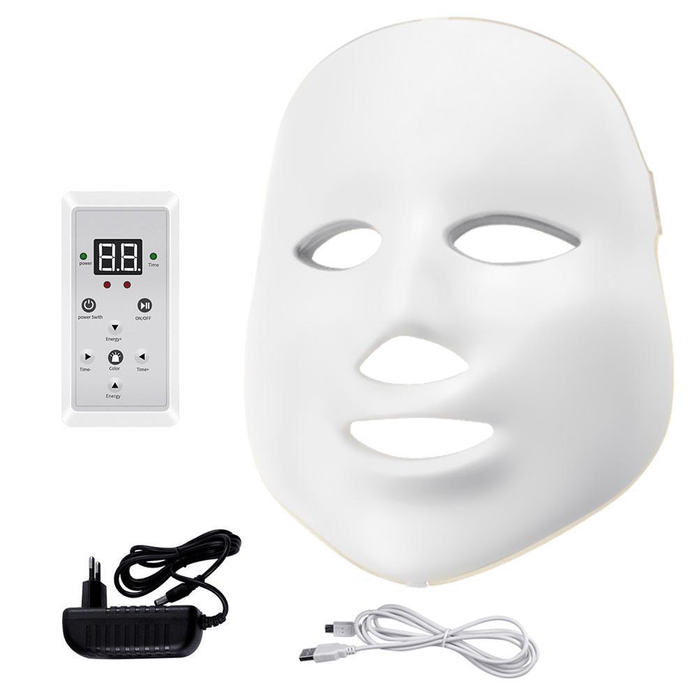 DermaLuminate™ - Professional Led Light Therapy Mask