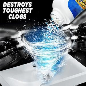 Fast-Acting Sink & Drain Cleaner