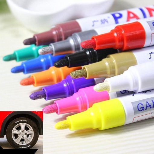 Car Tire Paint Pen
