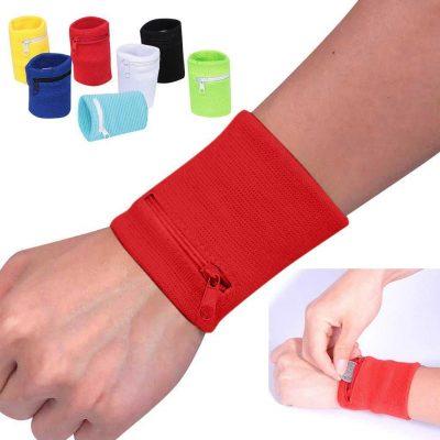 Wrist Pouch Zipper Wallet Pouch