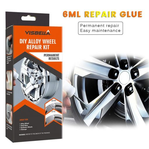 DIY Alloy Wheel Repair Kit