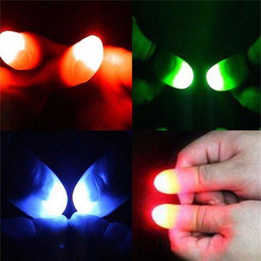 Magic Tricks - Thumb Light (10 pcs set)