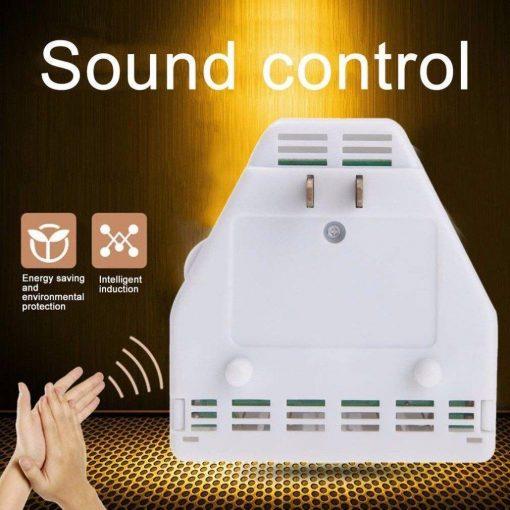 Clapper Sensor Control Light Switch