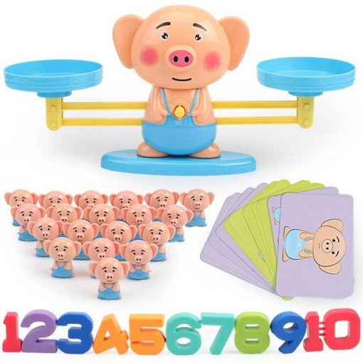 Play & Learn Balance Monkey Game