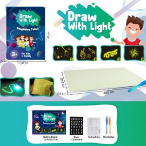 Doodstage Light Drawing – Fun and Developing Toy Board