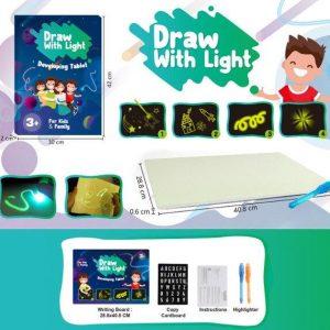 Doodstage Light Drawing Board for Kids