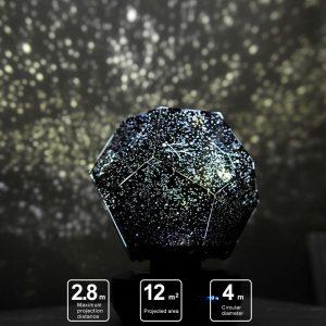 Planetarium Star Projector Lamp