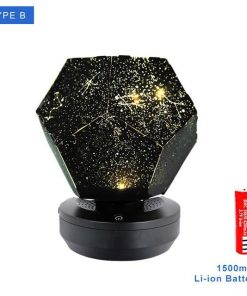 Planetarium Star Projector Lamp