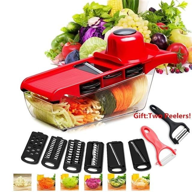 All in One Vegetable Cutter